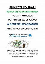 Projecte Solidari - Tortugues Runners 2021