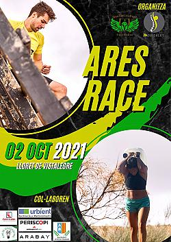 Ares Race. Cursa d'obstacles