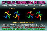 XXXVII Milla urbana Isla de Ibiza 2021