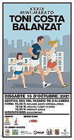 XXXIX Cursa Toni Costa Balanzat 2021