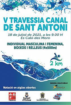 V Travesia Canal de Sant Antoni 2021