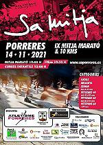 IX Mitja Marató Porreres - 10 km 2021