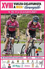 XVIII Vuelta Cicloturista a Ibiza Campagnolo 2021