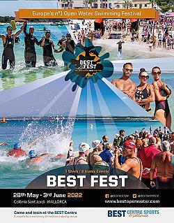BEST Fest - The Open Water Swim Festival 2022
