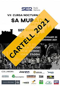 VII Cursa Nocturna Sa Murada 2021