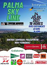 II TRAIL-RUNNING PALMA SKY-LINE - NIGTH 2021