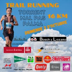 I Trail-running Torrent del Mal Pas de Palma 2021