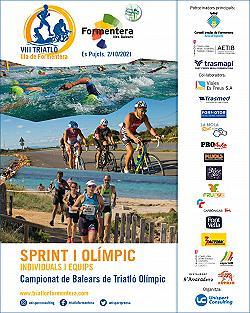VIII Triatló Olímpic de Formentera 2021