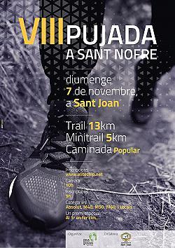 VIII Pujada a Sant Nofre 2021