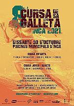 VIII Cursa de sa Galleta - Inca 2021