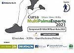 5KM MULTIPALMAESPORTS 2020 - CT IB MILLA EN RUTA 2021