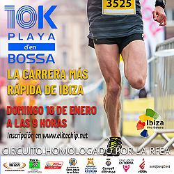 10k Playa d'en Bossa 2022