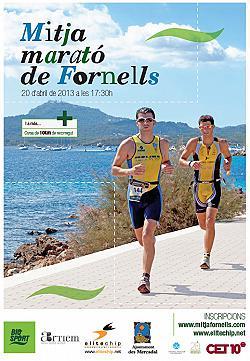 I Mitja Marató de Fornells 2013