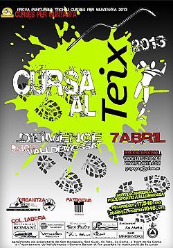 XI Cursa des Teix 2013