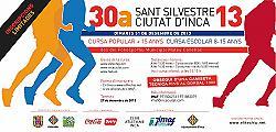 30a cursa popular Sant Silvestre d'Inca 2013