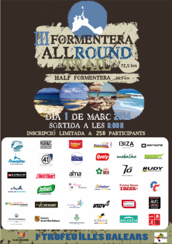 III Formentera All Round Trail 2014
