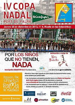 IV Travesia del Port de Palma (Copa Nadal) 2013