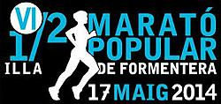 VI Mitja Marató Illa de Formentera 2014