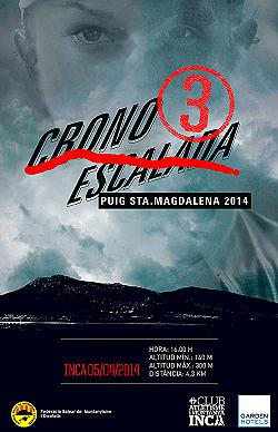 III Crono-Escalada Santa Magdalena 2014