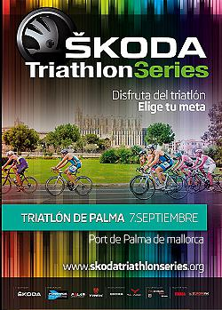Skoda Triathlon Series Port de Palma 2014