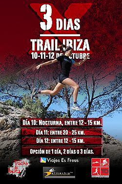 Trail Ibiza - 3 Dias 2014