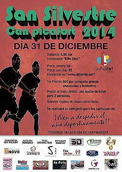 II Sant Silvestre Ca'n Picafort 2014