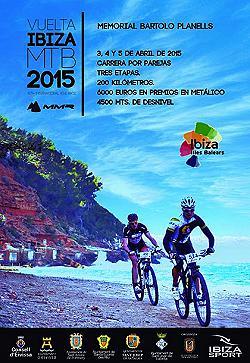 XV Vuelta a Ibiza en MountainBike 2015