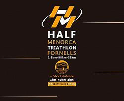 Half Triathlon Menorca 2015