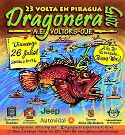 23a Volta en Piraigua a sa Dragonera 2015