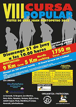 VIII Cursa Popular Portopreto 2015