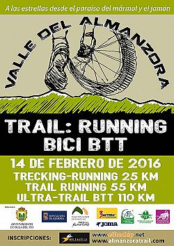 III Trail Valle Almanzora 2016